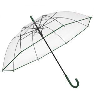 Guarda-chuvas Transparente personalizado
